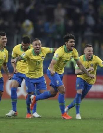 Copa América: Brasil vence Paraguai nos pênaltis e vai à semi