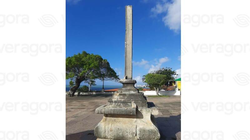 O monumento faz parte do conjunto histórico de Olinda reconhecido pela Unesco como Patrimônio da Humanidade.