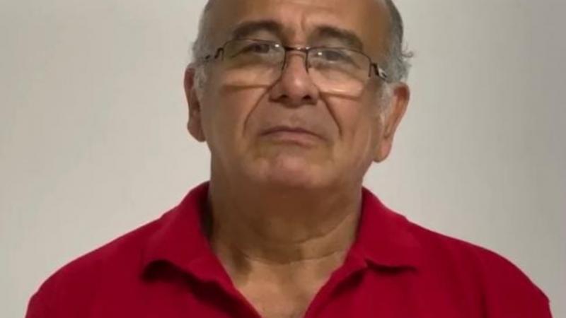 Depois de montar a chapa para o legislativo, Sátiro viu o PDT entregar o comando da legenda ao advogado Guto Santa Cruz, que se tornou candidato a prefeito.