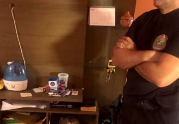 Polícia Federal deflagra operação para combater pedofilia no sertão de Pernambuco.