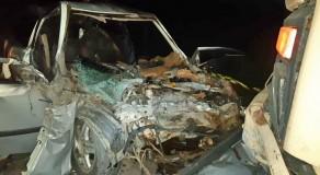 Ex-goleiro morre em acidente entre caminhão e carro na BR-424, em Garanhuns
