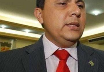 Jorge Federal protocola pedido de impugnação do Professor Lupércio