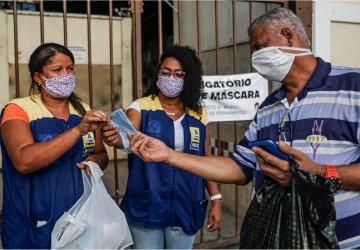 Mais de 300 costureiras e costureiros  cadastradas para confecção de máscaras no Recife