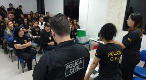 Polícia realiza operação contra violência doméstica em Caruaru
