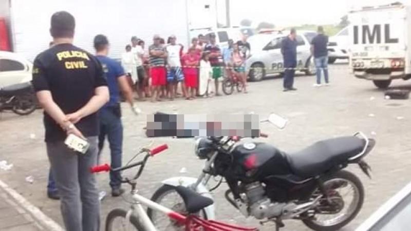 Corpo foi encaminhado para o IML de Caruaru; Polícia investiga o crime