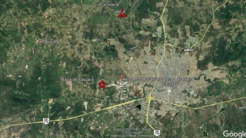 Na quinta-feira (27), outros tremores foram sentidos em Caruaru, no Agreste pernambucano
