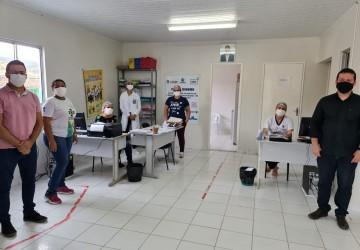 Comunidade Quilombola, em Alagoinha, tem toda a população adulta vacinada e será monitorada pela UFPE em parceria com a Fiocruz