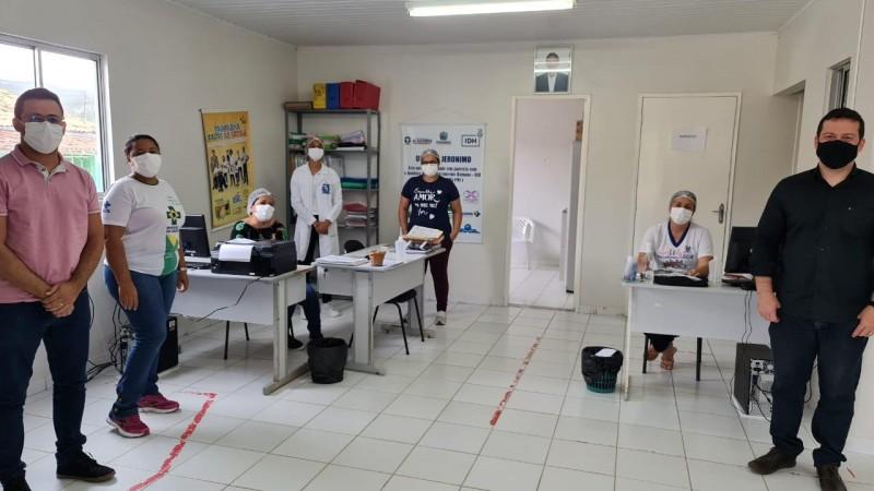 A comunidade de Alverne, que possui pouco mais de 400 habitantes adultos, registrou cinco óbitos antes da imunização