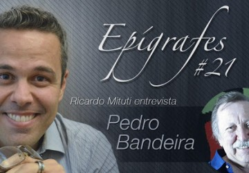 Epígrafes Review: Pedro Bandeira e a Literatura Infanto-Juvenil
