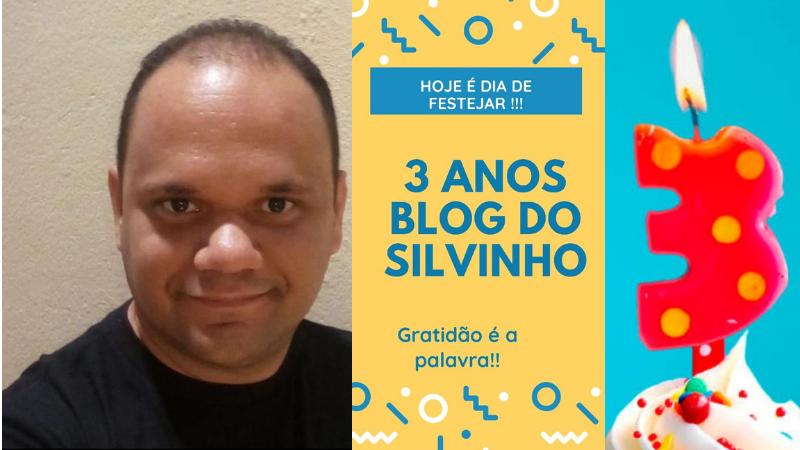 O blog comandado pelo jornalista Silvinho Silva chega aos três anos ocupando posição de destaque entre os sites de politica de Pernambuco