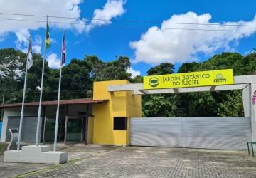 Jardim Botânico do Recife comemora 42 anos e apresenta novidades