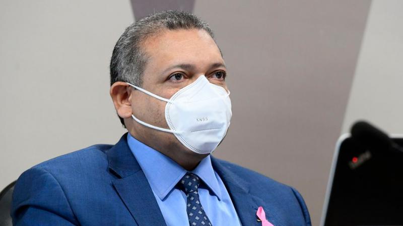 Indicado ao STF, Kassio Nunes Marques é sabatinado no Senado