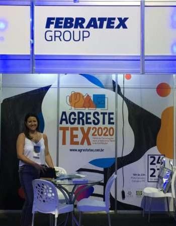 Agreste Tex, que já tem data definida para a próxima edição, é um dos expositores do 18º Festival do Jeans de Toritama