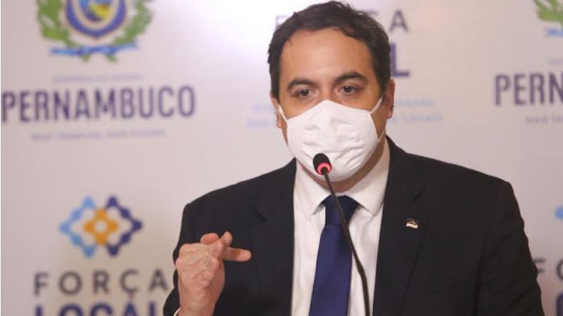 Os dados sobre a possível nova variante foram detalhados durante reunião  promovida pela Associação Municipalista de Pernambuco (Amupe), por videoconferência, com prefeitos do Agreste.