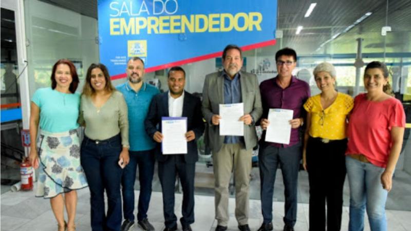 A parceria entre o Instituto Êxito de Empreendedorismo e a Prefeitura do Recife beneficia alunos e profissionais do Qualifica Recife