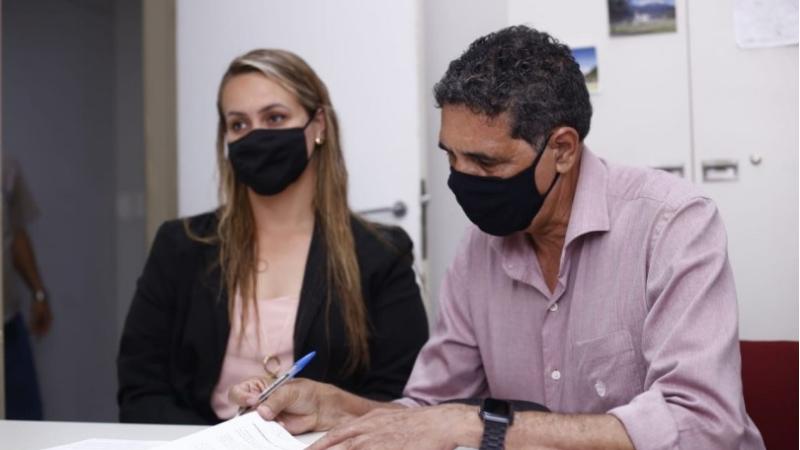 Agenda aconteceu na sede do Ministério Público de Olinda