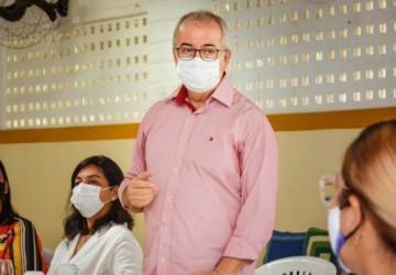 Padre Joselito participa de café da manhã com ONGs de Gravatá
