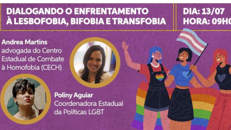 A secretária Ana Elisa Sobreira explica que é de extrema urgência que a política pública para essas mulheres receba toda a atenção necessária