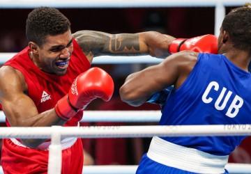 Abner fatura 1º bronze no boxe; Bia vence e avança à semi em Tóquio