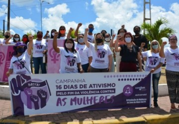 Ipojuca tem ato público no Dia Internacional de Combate à Violência Contra a Mulher