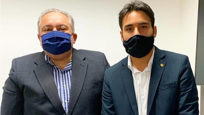 O parlamentar apresentou sua indicação, protocolada na Assembleia Legislativa de Pernambuco, a qual inclui pessoas com câncer no grupo prioritário de vacinação