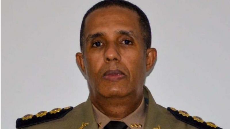 Coronel José Roberto Santana assume a corporação, substituindo o coronel Vanildo Maranhão