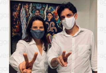 Para Daniel Coelho, Raquel Lyra é a melhor opção da oposição para 2022