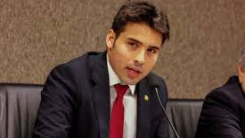 O deputado do Avante foi o primeiro a anunciar o apoio à recondução ao cargo do presidente da Alepe