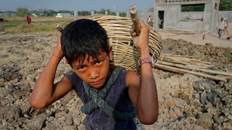 Ação faz parte das comemorações do Dia Mundial contra o trabalho infantil, que é vivenciado no dia 12 de junho