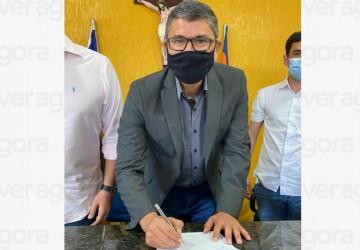 George Duarte faz balanço dos primeiros 100 dias de Governo em Santa Maria da Boa Vista