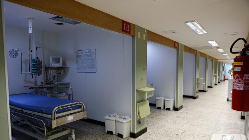 Localizada em Boa Viagem, unidade de saúde ultrapassou a capacidade planejada e hoje conta com 300 leitos