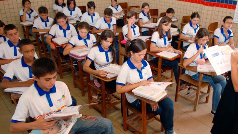 Estado foi o único a cumprir metas estabelecidas pelo MEC para o ensino médio em todas as edições do levantamento, registrando um crescimento de quase 67%