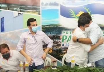 Em evento com Eduardo e Lula da Fonte, Júnior de Beto anuncia a reforma de cinco escolas em Palmares