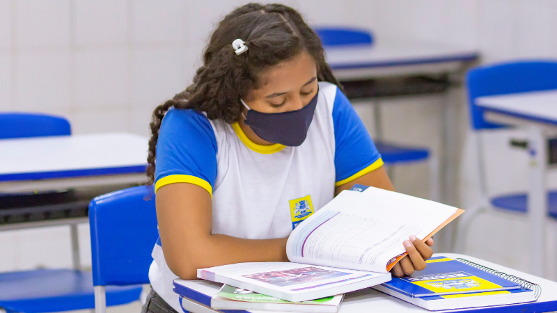 Turmas do ensino fundamental anos finais serão as primeiras a retornarem às salas de aula
