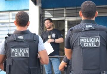 Polícia Civil nas ruas de Paulista com Operação DNA