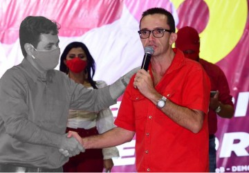 Vice-Prefeito Charles do Paulistão rompe com o Prefeito em Ibimirim