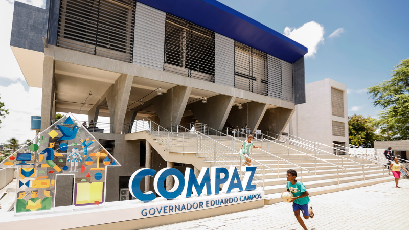 População pode fazer o agendamento para serviços nos Compaz Eduardo Campos e Ariano Suassuna