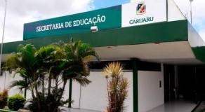 Seleção para professores tem novo cronograma em Caruaru