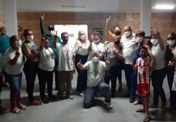 Paulista: Jucineide Lira é reeleita presidente do Sinsempa