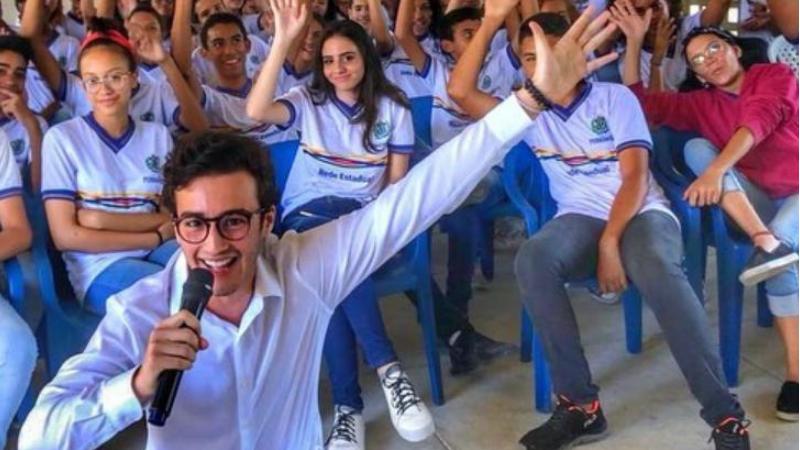 O jovem presidente municipal do partido no Recife e presidente estadual da juventude Progressista tem se destacado pela sua atuação nos bastidores e pode ir para a linha de frente em 2022.