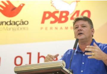 """Sileno: """"População não está preocupada em saber se candidato do PSB, se prefeito A ou prefeita B vai ser candidato"""""""