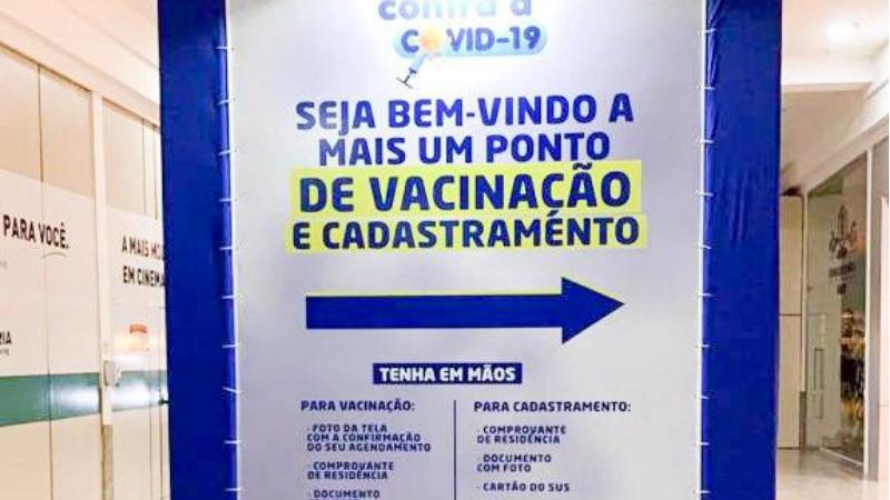 além de vacinar, os dois novos pontos de vacinação na cidade da Vitória de Santo Antão também contarão com um espaço dedicado ao cadastramento