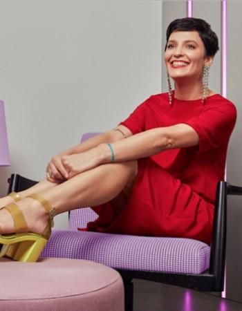 Melissa relança sapato icônico dos anos 90