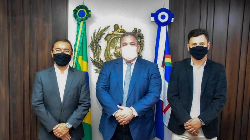 A reunião entre o prefeito de Toritama e o deputado teve como pauta, diversos assuntos relacionados à busca de recursos para a capital do Jeans.