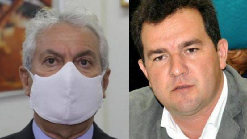 O vice-prefeito Jorge Carreiroentrou com agravos regimentais para reassumir a prefeitura de Paulista
