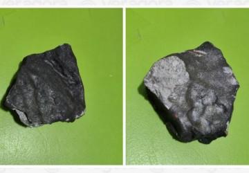 UFRJ diz que meteoritos são da época da criação do sistema solar