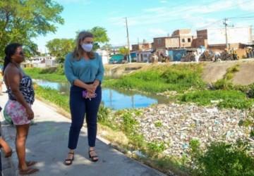 Marília: vamos ampliar investimentos no saneamento e na manutenção e revitalização dos canais