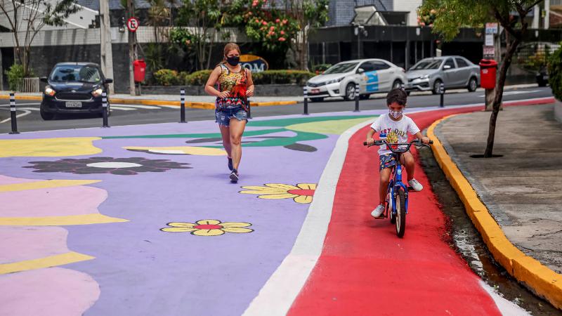 A iniciativa é do Instituto de Políticas de Transporte e Desenvolvimento (ITDP), organização de referência mundial em mobilidade sustentável