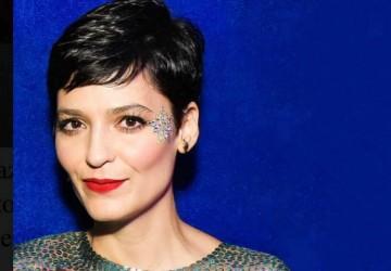Vanessa Rozan torce para as sobrancelhas finas não voltarem a moda