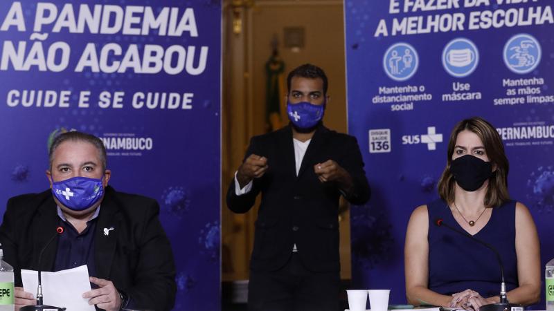 Cidades do Agreste, que vivem o pior momento da pandemia, receberão a maior parte dos equipamentos,   destinados a filtrar o ar ambiente e fornecer oxigênio puro